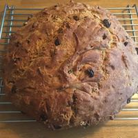 "Whole Wheat ""Irish"" Soda Bread"